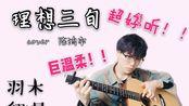 【羽木翻唱】超好听!陈鸿宇《理想三旬》吉它弹唱 (即将上网课的我,倾情演唱!)