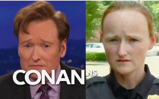 【柯南秀】Conan原来偷偷兼职女警