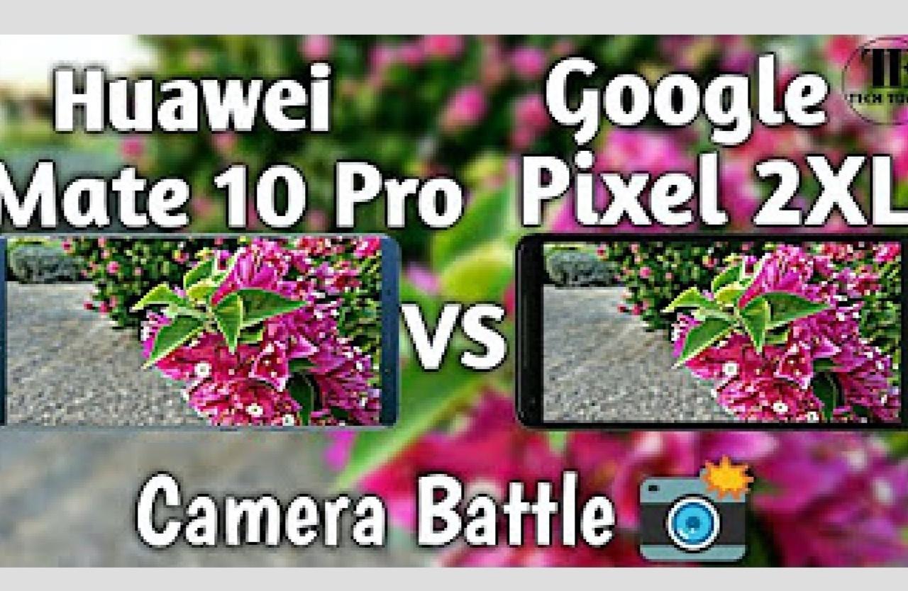 DXO排名第一与第二的较量 谷歌Pixel 2 XL VS 华为Mate 10 Pro 拍照比较