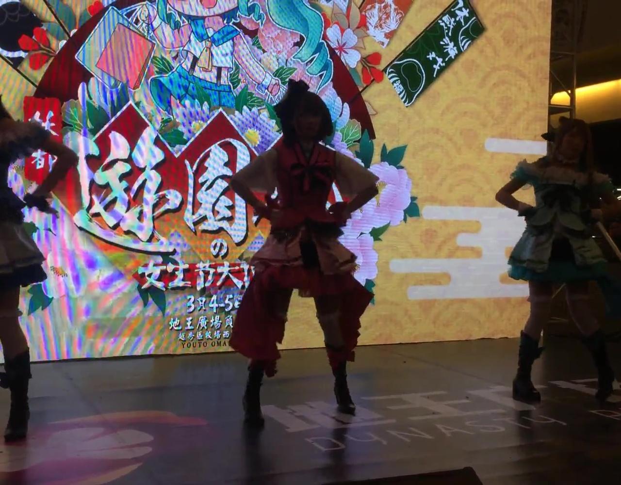 【UR Garden】萤火虫游园祭 Love Live连跳