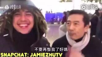 一对澳洲华裔老爸和他的傻儿子的日常