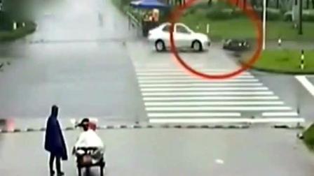 男子骑车先后被两小车撵压丢命 一女子想看个究竟却遭大货车撞死