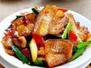 糖豆美食课堂20121129 创新豉香回锅肉的做法