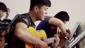 阳光吉他2019同学拍摄课堂练习11天《往后余生》