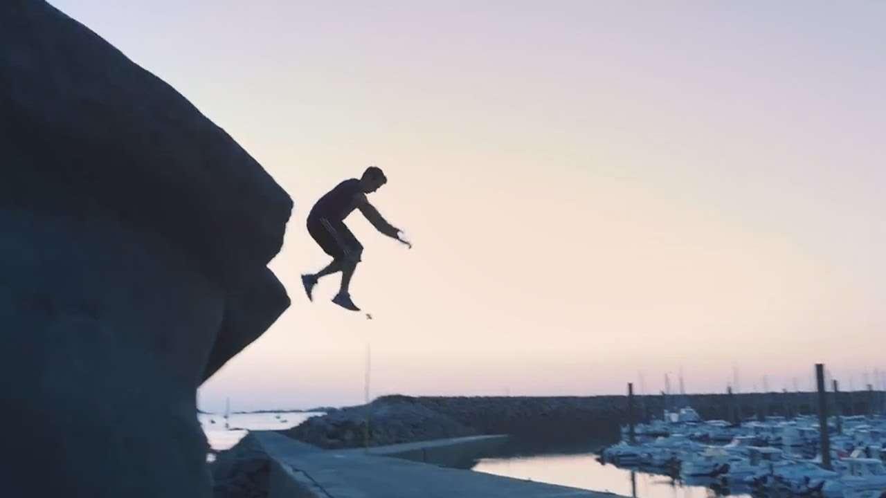 2017 跑酷和自由飞跃