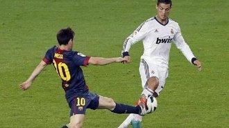 梅西对阵皇马时最重要的5个进球!