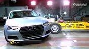 新款奥迪A4豪华轿车 ENCAP碰撞测试
