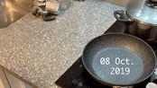 【南肯技工日常】10.8 Tue 煎蘑菇 煎蜂蜜鸡胸