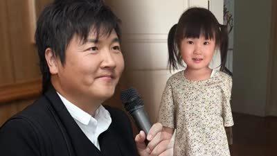 孙楠6岁女儿近照曝光