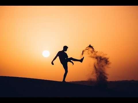 来迪拜,看沙海