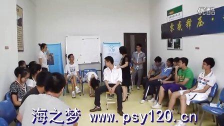 深圳心理咨询-张红云老师为中考学生做心理讲座
