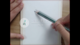 水珠视频-水溶性彩铅