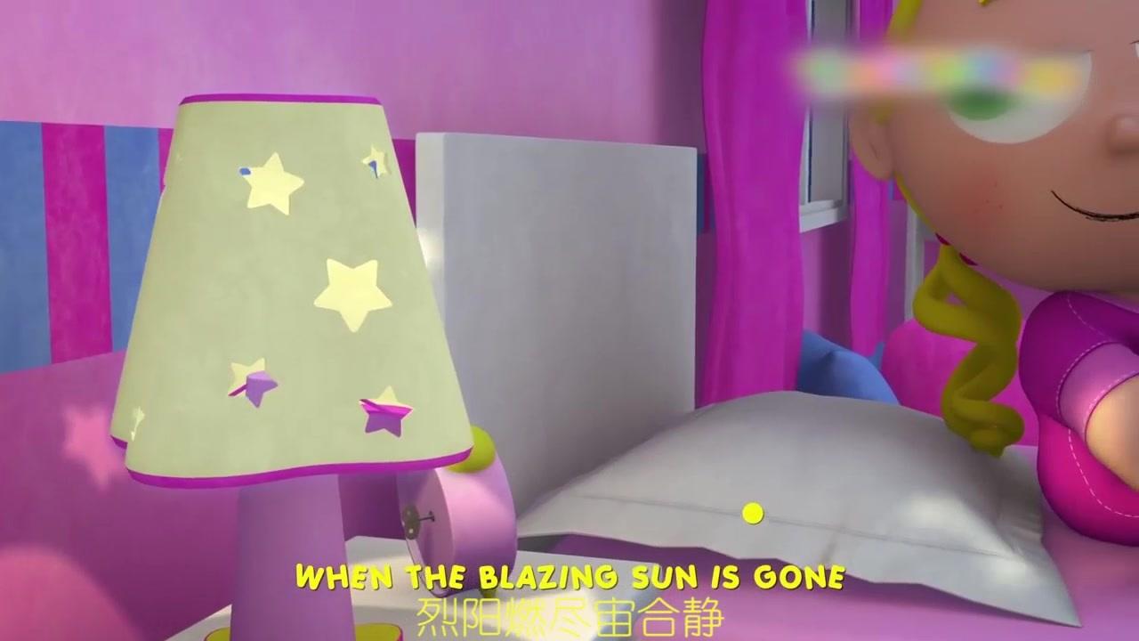 王雨然 一闪一闪小星星 Twinkle Twinkle Little Star 权威翻译一闪一闪亮晶晶歌