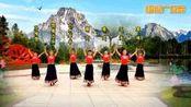 艺莞儿甘肃明星队 藏族舞-心上的罗加7人版 编舞:饶子龙老师
