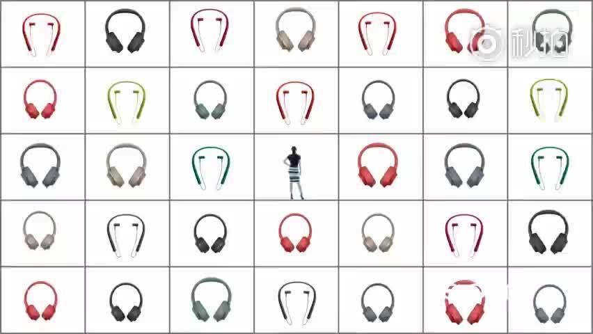 【迪丽热巴】索尼h.ear系列2代耳机广告