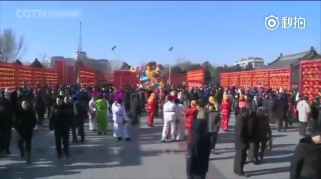 各地民俗过春节 - CCTV 俄语国际频道