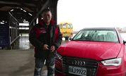 三霸王之一 Audi S3 Sportback