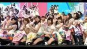 AKB48红白歌会演唱组曲 性感火辣惹眼球