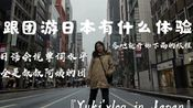 #004 跟团游日本是一种什么样的体验『yuki'vlog in Japan01』