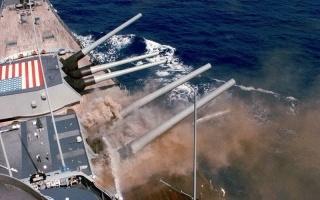 战地1迫击炮撸爆战列舰