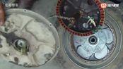 电动车电机轴承安装和祷组合