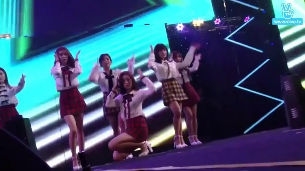 [T-ARA] 170117 Mashup stage in V LIVE YEAR END PARTY 2016 (T-ara cut - No.9)
