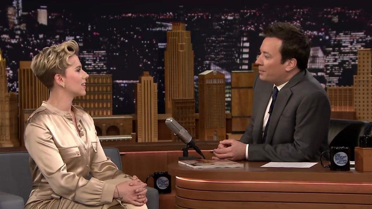 【斯嘉丽约翰逊】【肥伦秀】寡姐带女儿第五次主持SNL