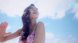 中国版女团AK48活力海滩派对,跳出国人青春的活力与风采