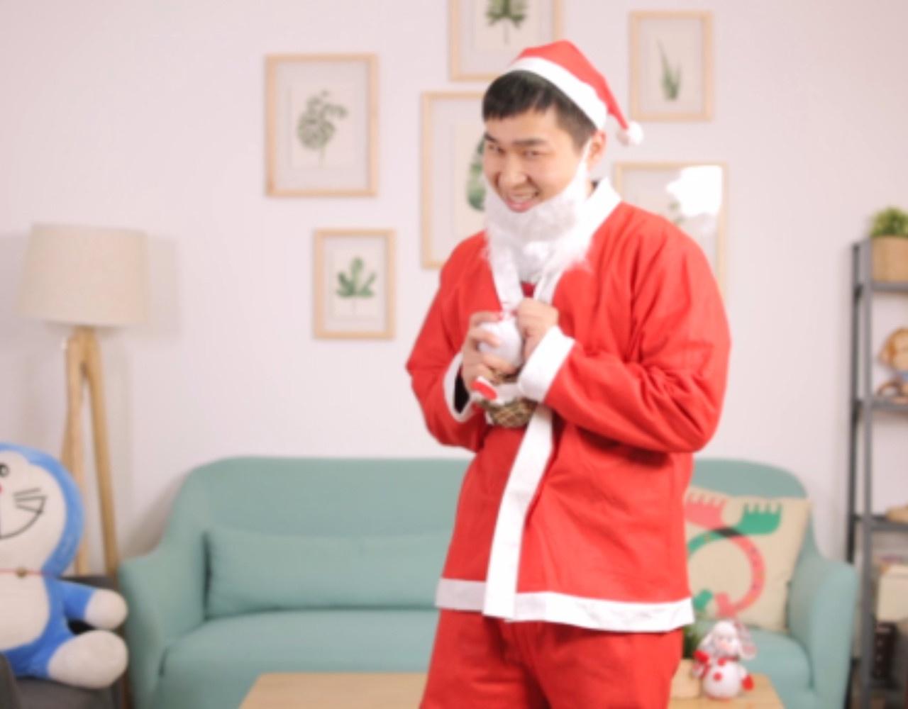 圣诞单身何以解忧?