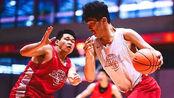 中国男篮后继有人!身高2米18独砍38分,16岁的他就打爆辽宁男篮