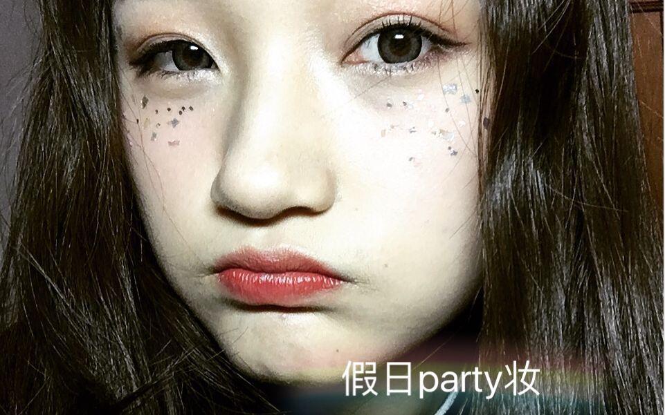 【im-maggi】假日party妆