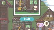 月兔冒险,tsuki ,春节活动,放烟花