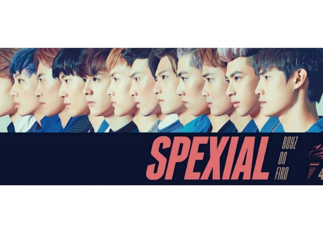 【SpeXial】可爱颂(主EI)
