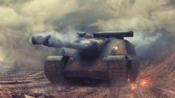 《坦克世界闪击战》福熙:慌了就白给