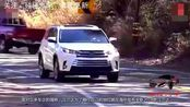 丰田全新款SUV, 2018款汉兰达来了, 搭载3.5LV6动力!