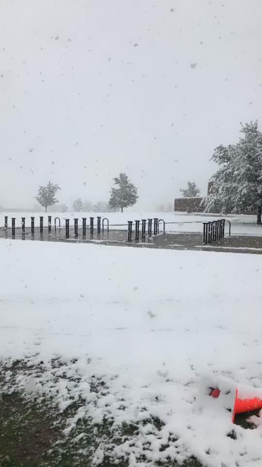 2018 第一场雪