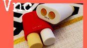 39.9两支口红涂出三种颜色l黄一白浅唇色素颜的vnc番茄鸡蛋/双蛋黄口红超真实无滤镜测评l学生党可入的平价口红