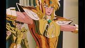 圣斗士星矢:冰河穿上了卡妙的黄金圣衣,紫龙穿上了天秤座圣衣(1)