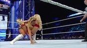 wwe2014年11月07日Natalya vs. Summer Rae