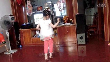 猪猪广场舞 最美西藏