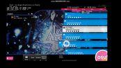 【osu!mania 7k】 Ice Angel x1.1 96.62% (92 Yan)