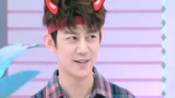 何炅:孙千家里是不是有怪物,化妆品盖都丢了?孙千:我不是,我没有!