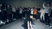 【Viva舞室】女神Jane Kim帅炸力度编舞阿姆+黄老板热单River!