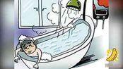 女孩泡澡时溺水 脑功能损伤明显昏迷九天才苏醒