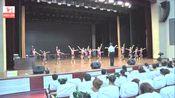 72岁高龄的朱江老师现场示范少儿舞蹈编排技巧