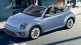 大众宣布甲壳虫将于2019年停产,同时发布了甲壳虫最终版车型官图