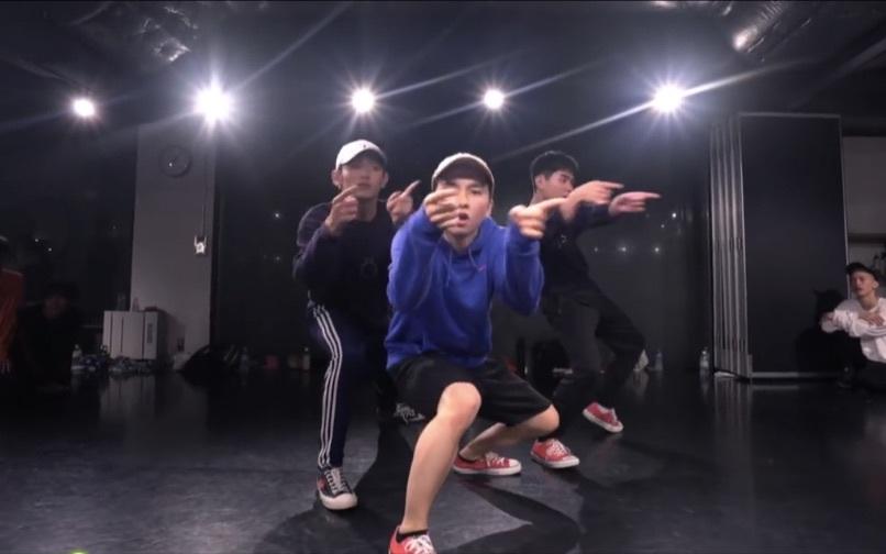 舒服又流畅的编舞Sota Kawashima(GANMI) 'iSpy feat. Lil Yachty-Kyle'