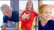 【莎莎】特鲁索娃 Alexandra Trusova アレクサンドラトゥルソワ Александра ТРУСОВА (俄语专访) 生肉