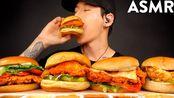 【zach choi】最受欢迎的食物-炸鸡三明治(肯德基、鸡-fil-a、麦当劳、奶昔屋)木桶(2019年7月31日12时40分)