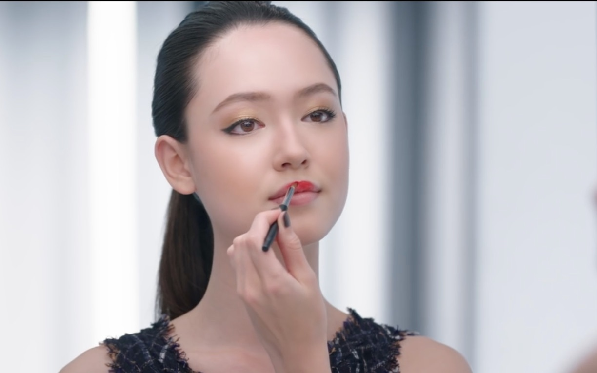 Fiona fussichanel fall makeup tutorial fiona fussichanel makeup looks coco codes spring summer baditri Images